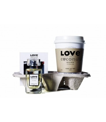 LOVE COCONUT EAU DE PARFUM SPRAY 50 ML
