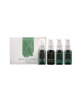 "ORGANIC TRIAL & TRAVEL KIT ""ESSENTIALS"""