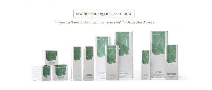 Lilagoesgreen, la mejor cosmética natural y bio- dr. Alkaitis España